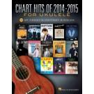 Chart Hits of 2014-2015 for Ukulele -  Various   (Ukulele)  - Hal Leonard. Softcover Book