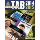 Guitar Tab 2014-2015 -  Various   (Guitar) Guitar Recorded Version - Hal Leonard. Softcover Book