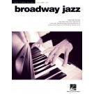 Broadway Jazz - Brent Edstrom   Various (Piano) Jazz Piano Solos Series - Hal Leonard. Softcover Book