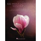 100 Most Gorgeous Songs Ever -    Various (Guitar|Piano|Vocal)  - Hal Leonard. Softcover Book