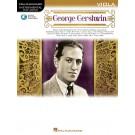George Gershwin for Viola -    George Gershwin (Viola) Instrumental Play-Along - Hal Leonard. Sftcvr/Online Audio Book