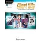 Chart Hits - Clarinet -  Various   (Clarinet) Instrumental Play-Along - Hal Leonard. Sftcvr/Online Audio Book
