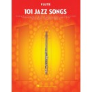 101 Jazz Songs for Flute -    Various (Flute) 101 Instrumental Folios - Hal Leonard. Softcover Book
