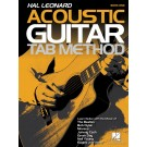 Hal Leonard Acoustic Guitar Tab Method - Book 1 -  Various   (Guitar) Hal Leonard Guitar Tab Method - Hal Leonard. Softcover Book