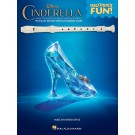 Cinderella - Recorder Fun!(TM) -    Patrick Doyle (Recorder)  - Hal Leonard.  Book