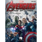 Avengers - Age of Ultron -    Danny Elfman (Piano)  - Hal Leonard. Softcover Book