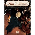 30 Classical Masterworks -    Various (Keyboard|Piano) E-Z Play Today - Hal Leonard. Softcover Book