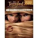 Tangled - Recorder Fun! -  Various   (Recorder)  - Hal Leonard. Softcover Book