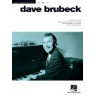 Dave Brubeck -  Dave Brubeck   (Piano) Jazz Piano Solos Series - Hal Leonard. Softcover Book