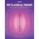 101 Classical Themes for Flute -    Various (Flute) 101 Instrumental Folios - Hal Leonard. Softcover Book