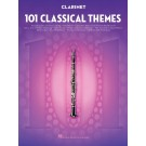 101 Classical Themes for Clarinet -    Various (Clarinet) 101 Instrumental Folios - Hal Leonard. Softcover Book