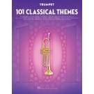 101 Classical Themes for Trumpet -    Various (Trumpet) 101 Instrumental Folios - Hal Leonard. Softcover Book