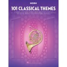 101 Classical Themes for Horn -    Various (French Horn) 101 Instrumental Folios - Hal Leonard. Softcover Book
