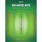 101 Movie Hits for Flute -    Various (Flute) 101 Instrumental Folios - Hal Leonard.  Book