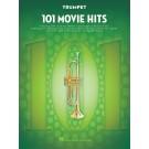 101 Movie Hits for Trumpet -    Various (Trumpet) 101 Instrumental Folios - Hal Leonard.  Book