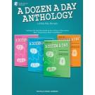 A Dozen A Day Anthology -    Edna Mae Burnam (Piano) A Dozen A Day - Willis Music. Sftcvr/Online Audio Book