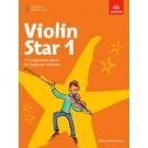 Violin Star 1, Student's book, with CD - Christopher Norton   Edward Huws Jones (Violin) Violin Star (ABRSM) - ABRSM. Softcover/CD Book