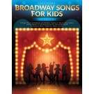 Broadway Songs for Kids - 2nd Edition -    Various (Piano)  - Hal Leonard.  Book