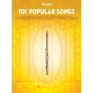 101 Popular Songs for Flute -     (Flute) 101 Instrumental Folios - Hal Leonard. Softcover Book