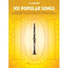 101 Popular Songs for Clarinet -     (Clarinet) 101 Instrumental Folios - Hal Leonard. Softcover Book