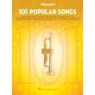 101 Popular Songs for Trumpet -     (Trumpet) 101 Instrumental Folios - Hal Leonard. Softcover Book