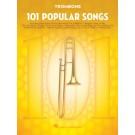 101 Popular Songs for Trombone -     (Trombone) 101 Instrumental Folios - Hal Leonard. Softcover Book