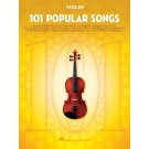 101 Popular Songs for Violin -     (Violin) 101 Instrumental Folios - Hal Leonard. Softcover Book
