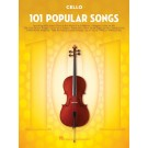 101 Popular Songs for Cello -     (Cello) 101 Instrumental Folios - Hal Leonard. Softcover Book