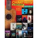 Chart Hits of 2016-2017 for Ukulele -  Various   (Ukulele)  - Hal Leonard. Softcover Book