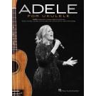Adele for Ukulele -     (Ukulele)  - Hal Leonard. Softcover Book