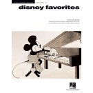 Disney Favorites -     (Piano) Jazz Piano Solos Series - Hal Leonard. Softcover Book