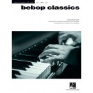 Bebop Classics -     (Piano) Jazz Piano Solos - Hal Leonard. Softcover Book
