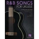 R&B Songs for Ukulele -     (Ukulele)  - Hal Leonard. Softcover Book