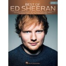 Best of Ed Sheeran for Easy Piano -  Ed Sheeran   (Piano|Vocal)  - Hal Leonard. Softcover Book