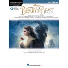 Beauty and the Beast for Horn -     (French Horn) Instrumental Play-Along - Hal Leonard.  Book