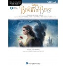 Beauty and the Beast for Viola -     (Viola) Instrumental Play-Along - Hal Leonard.  Book