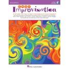 Easy Improvisation for Horn -     (French Horn)  - Hal Leonard. Sftcvr/Online Audio Book