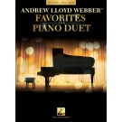 Andrew Lloyd Webber Favorites for Piano Duet -     (Piano)  - Hal Leonard. Softcover Book