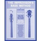 The Improvisor's Bass Method -  Chuck Sher   (Bass Guitar|Double Bass)  - Sher Music Co.. Spiral Bound Book