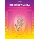 101 Disney Songs for Horn -     (French Horn) 101 Instrumental Folios - Hal Leonard.  Book