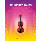 101 Disney Songs for Violin -     (Violin) 101 Instrumental Folios - Hal Leonard.  Book