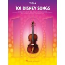 101 Disney Songs for Viola -     (Viola) 101 Instrumental Folios - Hal Leonard.  Book