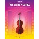 101 Disney Songs for Cello -     (Cello) 101 Instrumental Folios - Hal Leonard.  Book