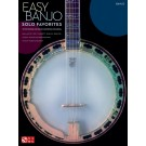 Easy Banjo Solo Favorites -    Various (Banjo)  - Cherry Lane Music. Softcover Book