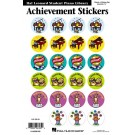 Achievement Stickers - Various    (Piano) HLSPL - Hal Leonard. Stickers Book