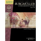 25 Progressive Studies, Op. 100 - Margaret Otwell   Johann Friedrich Burgmuller (Piano) Schirmer Performance Editions - G. Schirmer, Inc.. Softcover Book