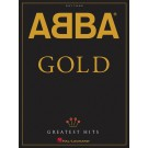 ABBA - Gold: Greatest Hits -  ABBA   (Piano|Vocal)  - Hal Leonard. Softcover Book
