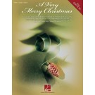 A Very Merry Christmas - 2nd Edition -    Various (Guitar|Piano|Vocal)  - Hal Leonard. Softcover Book