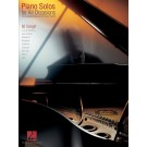 Piano Solos for All Occasions -    Various (Piano)  - Hal Leonard. Softcover Book