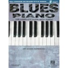 Blues Piano -  Mark Harrison   (Keyboard|Piano) Hal Leonard Keyboard Style Series - Hal Leonard. Sftcvr/Online Audio Book